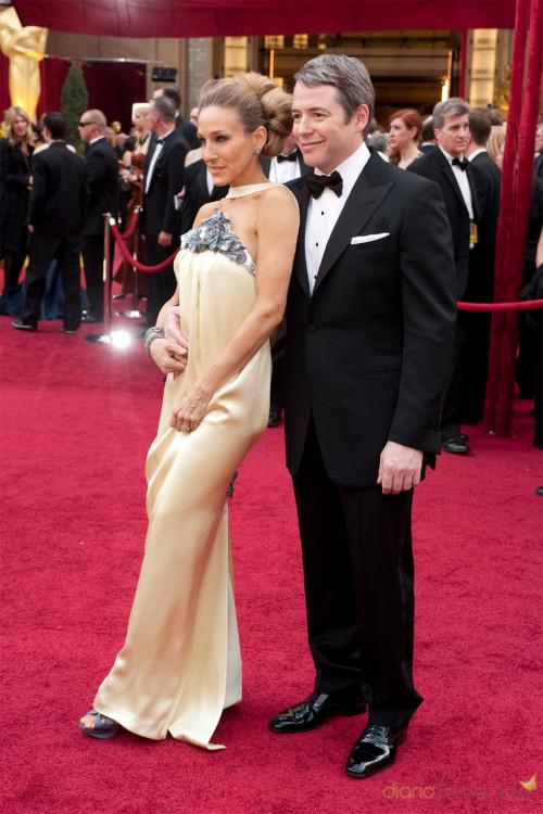9.Sarah Jessica Parker and Matthew Broderick
