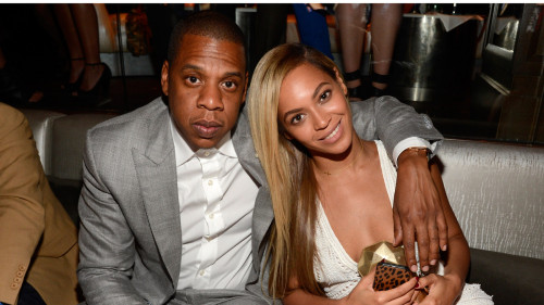 10.Beyoncé and Jay-Z